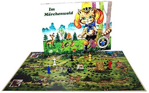 SPIKA Spiele 190025 - Im Märchenwald - Replika Edition des beliebten...