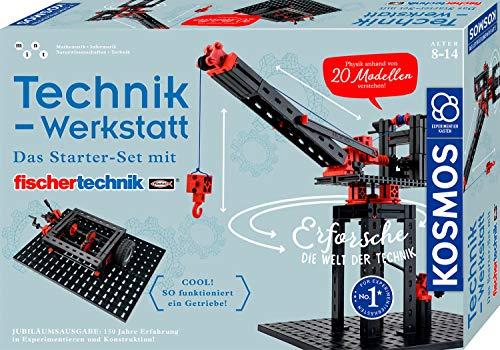 KOSMOS 628208 - Technik-Werkstatt, 20 Technik-Modelle...