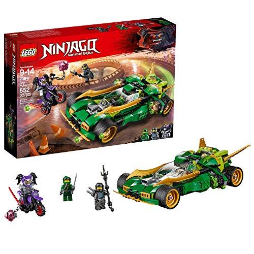 Lego Ninjago lego ninjago ninja nachtkriecher 70641 baukastens...