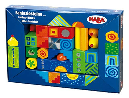 HABA 2297 - Fantasiesteine, Bausteine