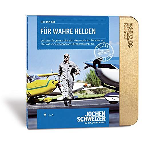 Jochen Schweizer Erlebnis-Box Für wahre Helden, mehr als 460...