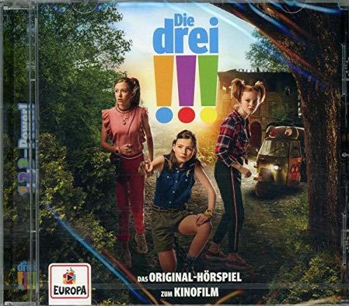 Die drei !!! - Das Original-Hörspiel zum Kinofilm (Ausrufezeichen)