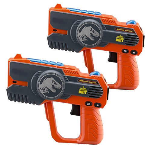 Jurassic World Laser-Tag für Kinder, Infared Lazer Tag...