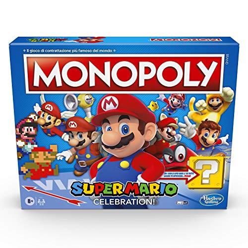 Monopoly Super Mario Celebration - Super Mario Edition...