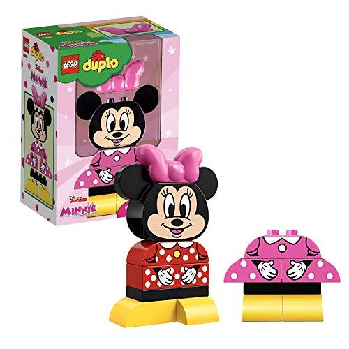 LEGO 10897 DUPLO Disney Meine erste Minnie Maus, Bauset mit 2 baubaren...