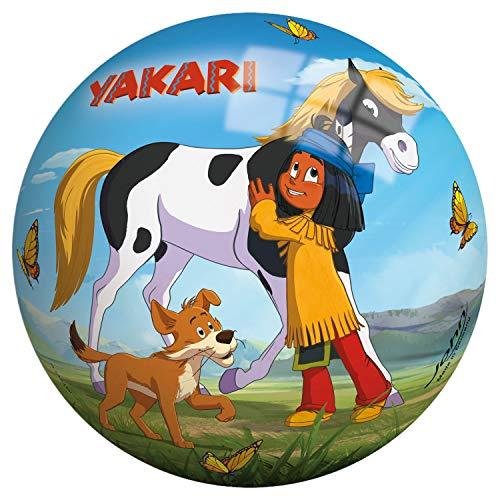 John 50483 - Vinyl-Spielball Yakari, 230 mm