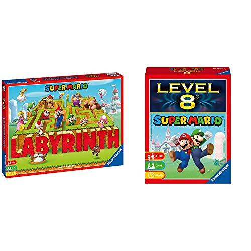 Ravensburger 26063 Familienspiele Super Mario...