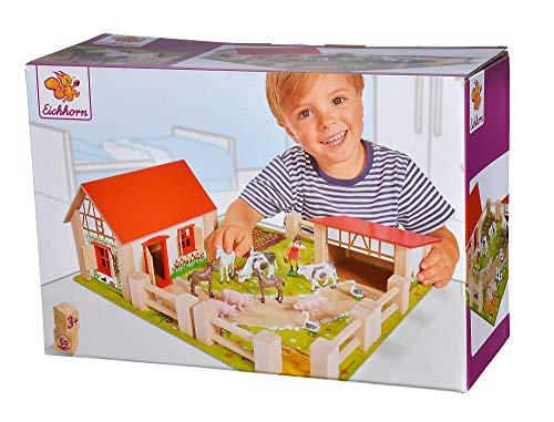 Eichhorn 100004304 - kleiner Bauernhof, Bauernhof mit 2 Gebäuden,...