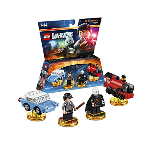 LEGO Dimensions - Team Pack- Harry Potter
