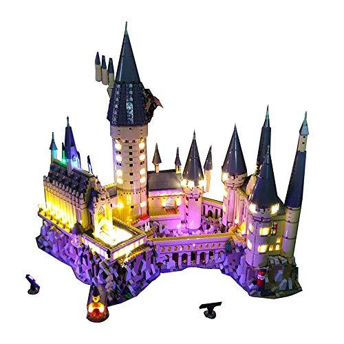 LED Beleuchtungsset für Lego 71043 Harry Potter Schloss Hogwarts,...