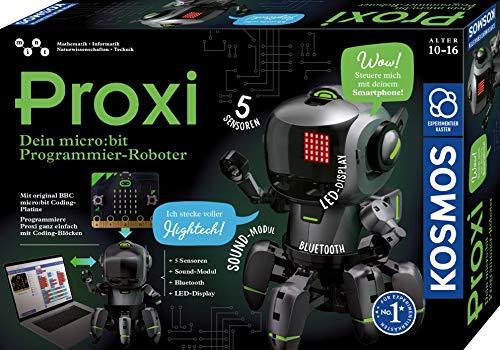 KOSMOS 620585 Proxi Dein micro bit Programmier-Roboter...