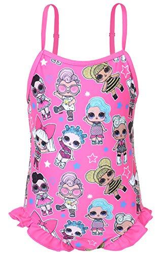 L.O.L. Surprise ! Offizieller Produkt Badeanzug Für Mädchen Mit LOL...