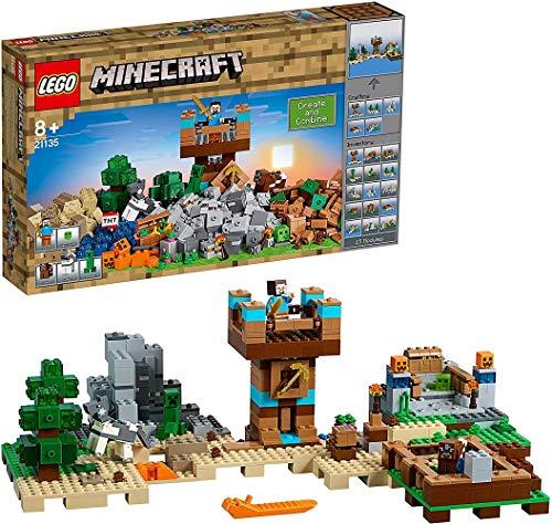 Lego 21135 Minecraft Die Crafting-Box 2.0 (Vom Hersteller Nicht mehr...