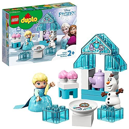 LEGO 10920 DUPLO Princess Frozen II Elsas und Olafs EIS-Café Spielset...