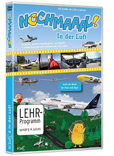 Nochmaaal! - In der Luft - Reale Kinderfilme auf DVD für Kinder ab 3...