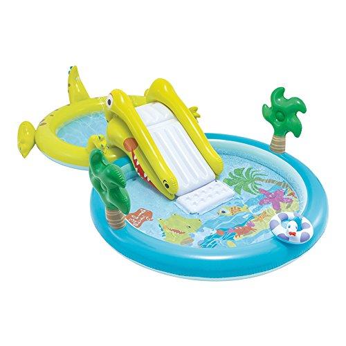 Intex–Zentrum von Spiele Wasserpark mit Rutsche–180Pool...
