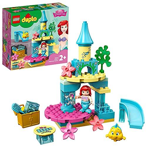 LEGO 10922 DUPLO Disney Princess Arielles Unterwasserschloss Bauset...