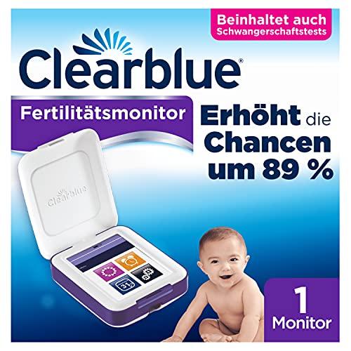 Clearblue Kinderwunsch Fertilitätsmonitor: Zykluscomputer zum Testen...