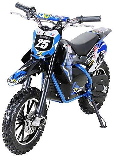 """Kinder Mini Elektro Crossbike""""Gepard"""" 500 Watt verstärkte Gabel 36... *"""