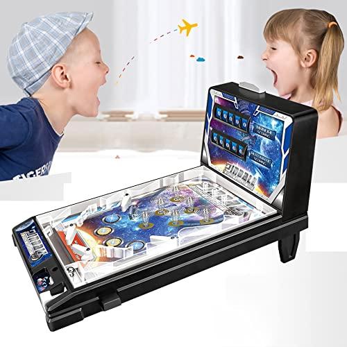 Flipperautomat Retro Spielzeug, Super Flipper Spiel Flipperautomaten,...
