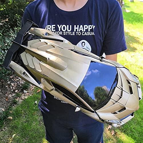 1:12 Verformte Fernbedienung Sportwagen 2.4GHz Transformer Roboter...