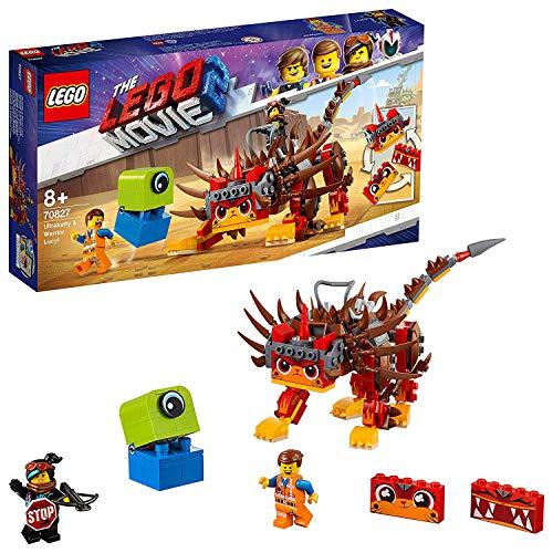 Lego 70827 Lego Movie Ultrakatty & Krieger-Lucy! (Vom Hersteller Nicht...
