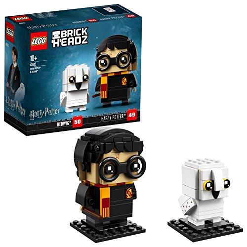 LEGO BrickHeadz Harry Potter und Hedwig 41615 Beliebtes Kinderspielzeug