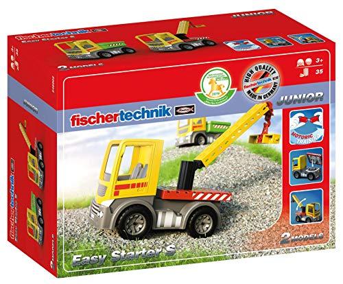 fischertechnik 548902 Easy Starter S - Spielzeug LKW für Kinder ab 3...