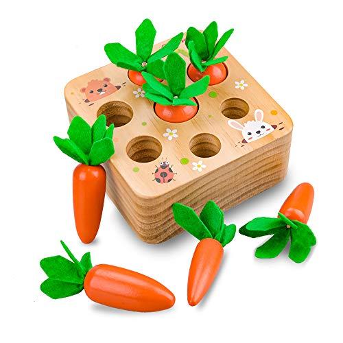 Evira 1 2 3 Jahre altes Babyspielzeug, Montessori...