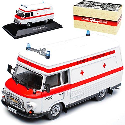 Atlas Barkas B1000 SMH Schnelle Medizinische Hilfe DDR Ambulanz...