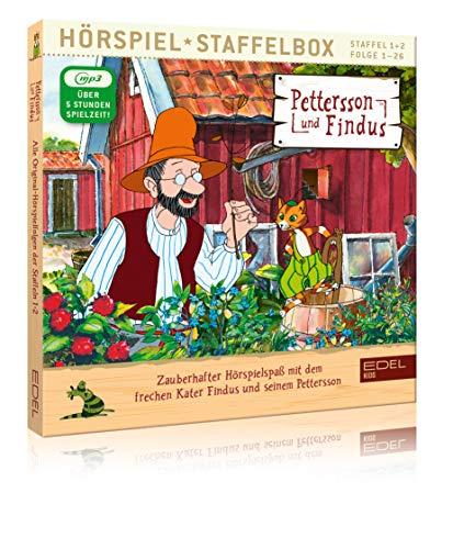 Pettersson und Findus - Staffelbox 1 + 2 (mp3-CD) - Das...