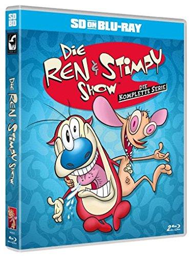 Die Ren & Stimpy Show - Die komplette Serie (SD on...