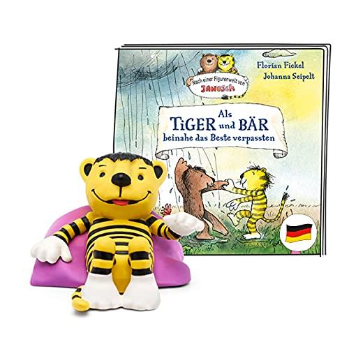tonies Hörfigur für Toniebox, Janosch – Als Tiger...