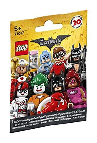 LEGO 71017 Minifigures The Batman Movie