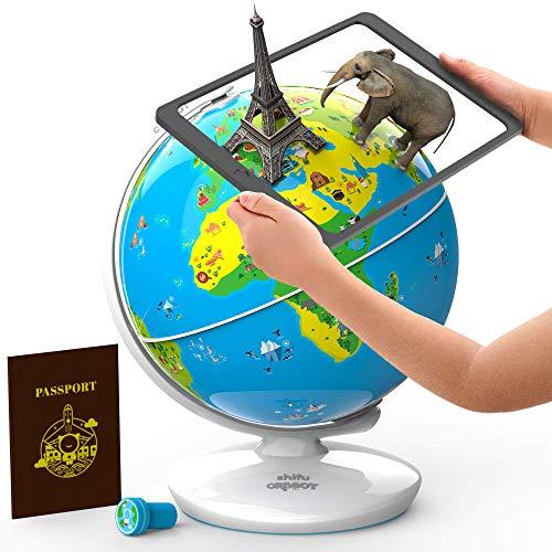 Shifu - Orboot - Der pädagogische Globus mit erweiterter Realität  ...