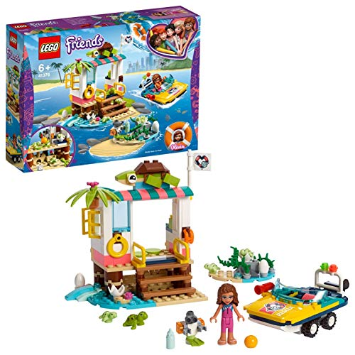 LEGO 41376 - Friends Schildkröten-Rettung