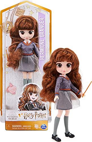 Harry Potter - Hermine Granger Puppe mit kämmbaren Haar, ca. 20,3 cm