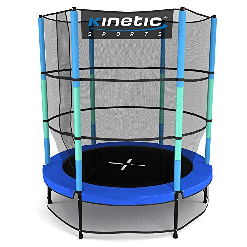 Kinetic Sports Trampolin Kinder Indoortrampolin Jumper...