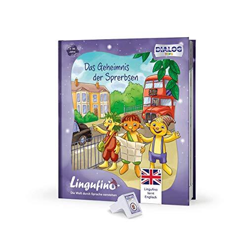 DIALOG TOYS Lingufino lernt Englisch 1 'Das Geheimnis der Sprerbsen'