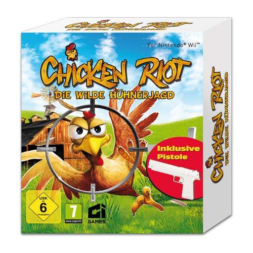 Chicken Riot Bundle - Bundle inklusive Lightgun [ ]