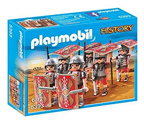 PLAYMOBIL History 5393 Römer-Angriffstrupp, ab 6 Jahren *