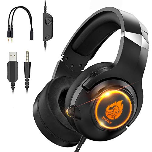Xbox Headset, Gaming Headset for PS4, Xbox One, Nintendo Switch, PC,...