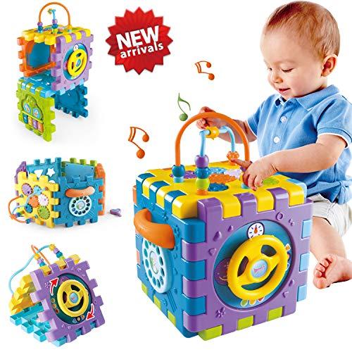 ACTRINIC Babyspielzeug 6-18 Monate Baby-Aktivität...