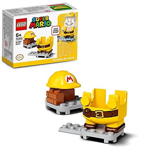 LEGO 71373 Super Mario Baumeister-Mario - Anzug- Erweiterungsset,...