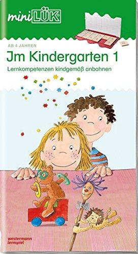miniLÜK-Übungshefte: miniLÜK: Kindergarten/Vorschule: Im...