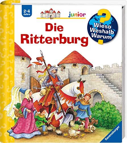 Wieso? Weshalb? Warum? junior: Die Ritterburg (Band 4) (Wieso?...
