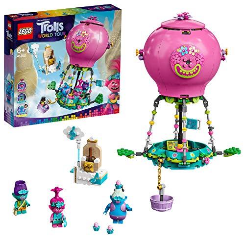 LEGO 41252 Trolls World Tour Poppys Heißluftballon Abenteuer Spielset...