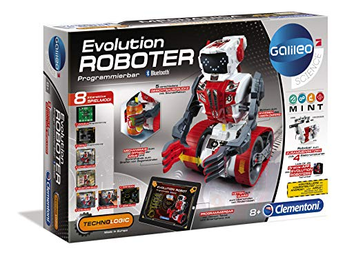 Clementoni 59031 Galileo Science – Evolution Roboter,...