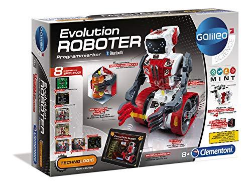 Clementoni 52261 59031 Galileo Science – Evolution Roboter, Robotik...
