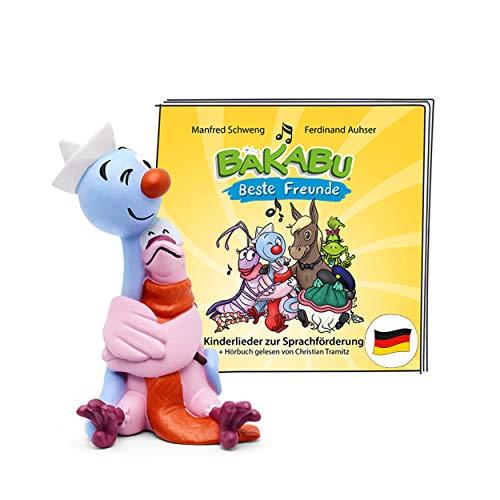 tonies Hörfigur für Toniebox, Kinderlieder: Bakabu – Beste...